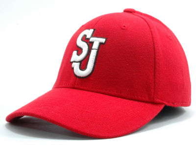 St Johns Red Storm Top of the World NCAA Team Color PC Cap