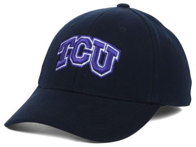 Texas Christian Horned Frogs Top of the World NCAA Team Color PC Cap