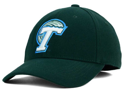 Tulane Green Wave Top of the World NCAA Team Color PC Cap