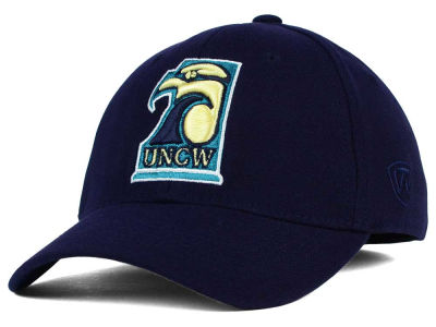 UNC Wilmington Seahawks Top of the World NCAA Team Color PC Cap