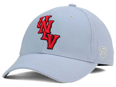 UNLV Runnin Rebels Top of the World NCAA Team Color PC Cap