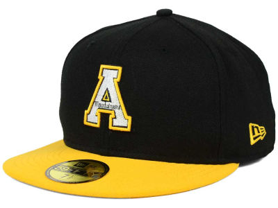 Appalachian State Mountaineers New Era NCAA 2 Tone 59FIFTY Cap