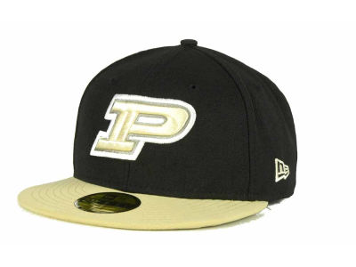 Purdue Boilermakers New Era NCAA 2 Tone 59FIFTY Cap