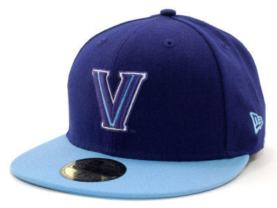 Villanova Wildcats New Era NCAA 2 Tone 59FIFTY Cap