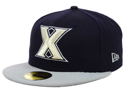 Xavier Musketeers New Era NCAA 2 Tone 59FIFTY Cap
