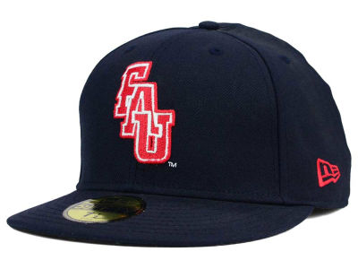 Florida Atlantic Owls New Era NCAA AC 59FIFTY Cap