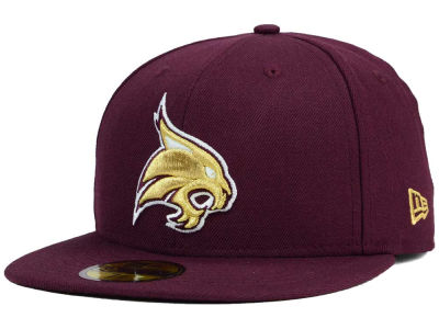 Texas State Bobcats New Era NCAA AC 59FIFTY Cap