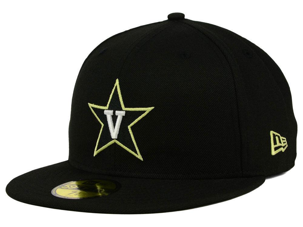 Vanderbilt Commodores New Era NCAA AC 59FIFTY Cap 3dc65b77979
