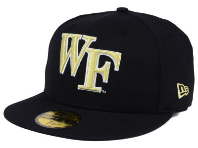 Wake Forest Demon Deacons New Era NCAA AC 59FIFTY Cap