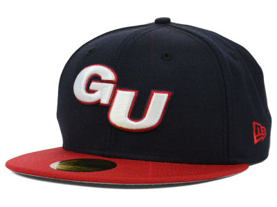 Gonzaga Bulldogs New Era NCAA 2 Tone 59FIFTY Cap