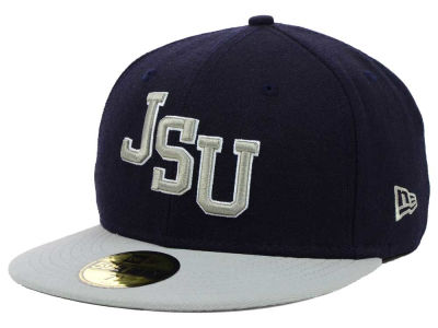 Jackson State Tigers New Era NCAA 2 Tone 59FIFTY Cap