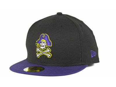 East Carolina Pirates New Era NCAA 2 Tone 59FIFTY Cap