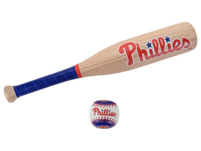 Philadelphia Phillies Grand Slam Softee Bat and Ball Set