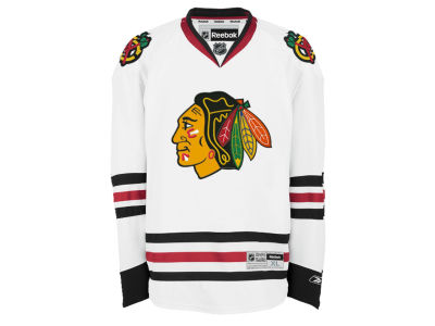 Chicago Blackhawks Reebok NHL Men's Premier Jersey
