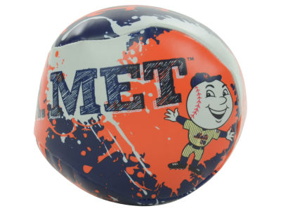 New York Mets Softee Quick Toss Baseball 4inch