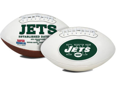 New York Jets Signature Series Football
