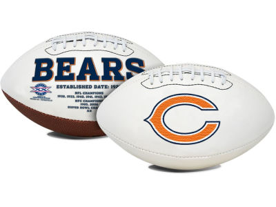 Chicago Bears Signature Series Football