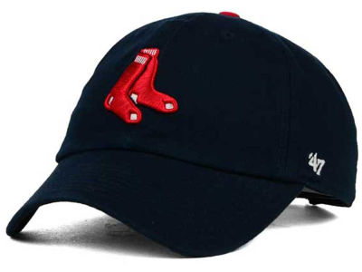Boston Red Sox '47 MLB On-Field Replica '47 CLEAN UP Cap