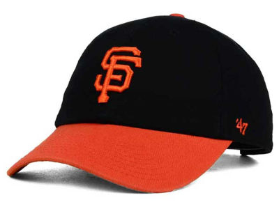 San Francisco Giants '47 MLB On-Field Replica '47 CLEAN UP Cap