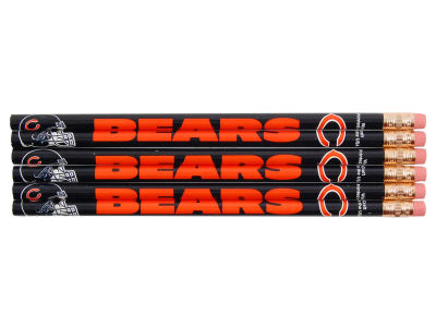 Chicago Bears 6-pack Pencils