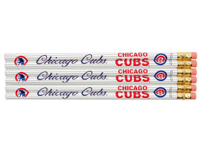 Chicago Cubs 6-pack Pencils