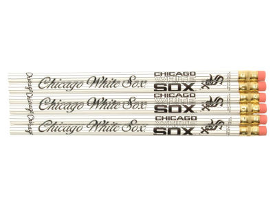 Chicago White Sox 6-pack Pencils