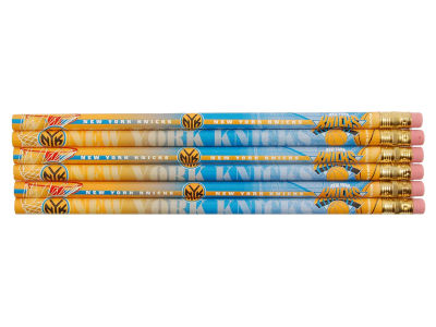 New York Knicks 6-pack Pencils