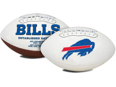 Buffalo Bills Signature Series Football