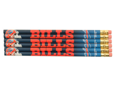 Buffalo Bills 6-pack Pencils