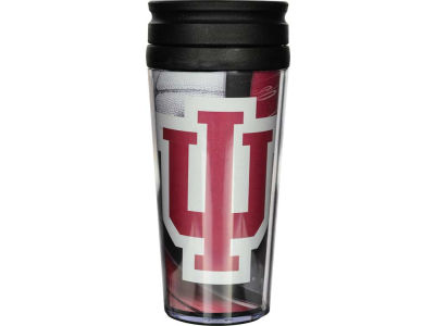 Indiana Hoosiers 16oz Travel Tumbler