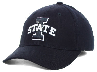 Iowa State Cyclones Top of the World NCAA Black White