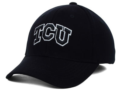 Texas Christian Horned Frogs Top of the World NCAA Black White