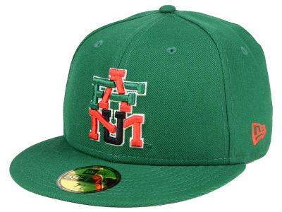 Florida A&M Rattlers New Era NCAA AC 59FIFTY Cap