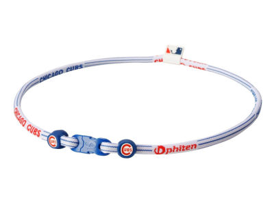 Chicago Cubs Phiten MLB X30 Necklace