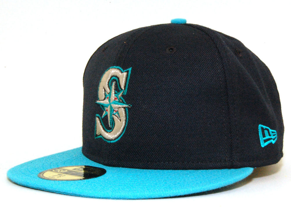 100% authentic d4ad7 8327c ... best price seattle mariners new era mlb cooperstown 59fifty cap 40194  9203b