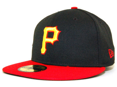 Pittsburgh Pirates New Era MLB Cooperstown 59FIFTY Cap