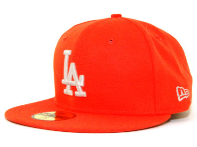 Los Angeles Dodgers New Era MLB C-Dub 59FIFTY Cap