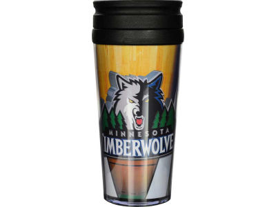 Minnesota Timberwolves 16oz Travel Tumbler