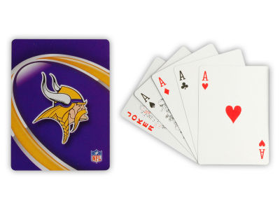 Minnesota Vikings Playing Cards