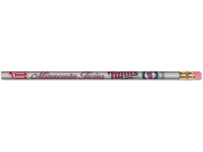 Minnesota Twins 6-pack Pencils