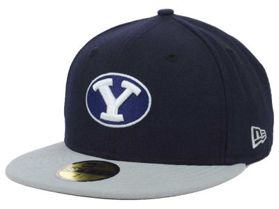 Brigham Young Cougars New Era NCAA 2 Tone 59FIFTY Cap