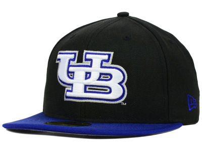 Buffalo Bulls New Era NCAA 2 Tone 59FIFTY Cap