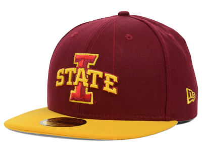 Iowa State Cyclones New Era NCAA 2 Tone 59FIFTY Cap