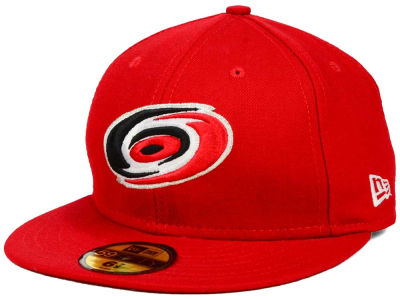 Carolina Hurricanes New Era NHL TM 59FIFTY Cap