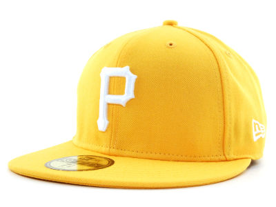 Pittsburgh Pirates New Era MLB C-Dub 59FIFTY Cap