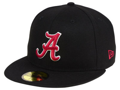 Alabama Crimson Tide New Era NCAA AC 59FIFTY Cap