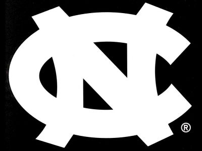 "North Carolina Tar Heels Die Cut Decal 8""x8"""