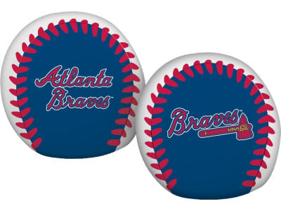 Atlanta Braves Softee Quick Toss Baseball 4inch