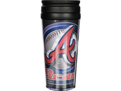 Atlanta Braves 16oz Travel Tumbler