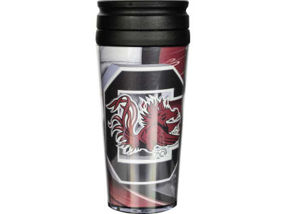 South Carolina Gamecocks 16oz Travel Tumbler